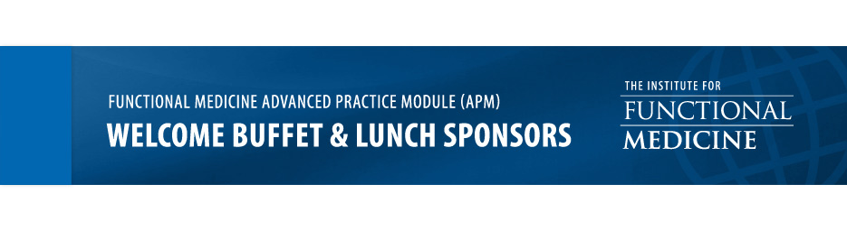 APM Lunch Sponsors